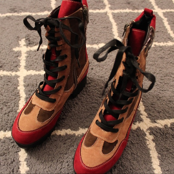 BAMBOO Shoes | Bamboo Powerful 6s Boots